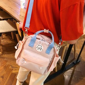 Designer Luxury Handbags Purses Girls Backpack Wholesale Student Schoolbag Lady Bag Sister Shoulder Bags