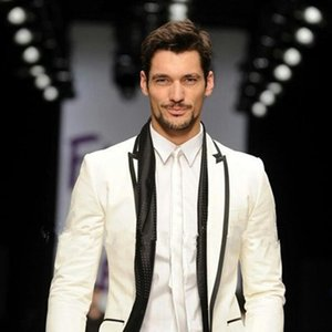 Latest Coat Pant Designs Custom Made to Measure Men Suit Ivory Groom Tuxedo Jacket with black edge Tailored tuxedo mens suits