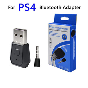 For PS4 bluetooth Adapter Suit for PS4 Controller Adaptador Support Bluetooth Headphone For PS4 Gamer Wireless Headset Gift
