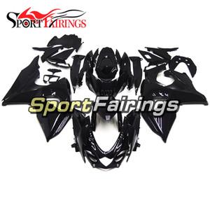 Complete Bodywork For GSXR1000 K9 Suzuki GSXR 1000 2009 2010 2011 2012 2013 2014 2015 2016 Sportbike ABS Fairings Kit Black
