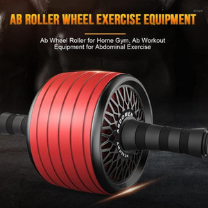 Training Equipment Gym Ab Roller Wheel Muscle Fitness Abdominal Power For Arm Waist Leg Exercise Tools1