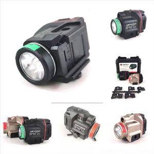 MQMFK ODEL Zoomable Taktische Taschenlampe CREE XPE LED Alonefire Taschenlampe Batterie Morgennachtlauf Handgelener Lampe Laser taktisches Licht