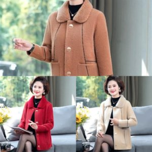 e5Hf Coat Casual OvercoatMen Wild Button Design Windbreaker Trench women woolen Jacket designer Solid Color Long Trench Single-Breasted
