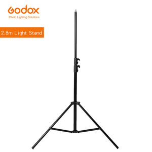 Godox 280 cm 2,8m 9ft Pro Heavy Duty Light Ständer für Fresnel Wolfram Light TV Station Studio Foto Studio Tripods LJ200907