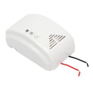 12V Combustible Gas Leak LPG Natural Gas Detector Propane Alarm for RV Van Boat PR Sale