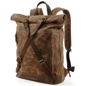 Men's shoulder bag outdoor travel bag anti-theft computer backpack waterproof after backpack mountaineering bag