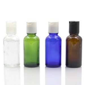 30ML Cosmetic Packaging Bottles Travelling Portable Bottle Essential Oil Containers Vial Sample Refillable Jar Emulsion Bottle