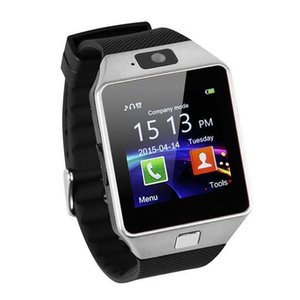Hot DZ09 Smart watch Support TF Card SIM Camera Sport Bluetooth Wristwatch for Android Mobile Phone