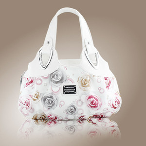 Aliexpress Avrupa Amerikan Tarzı Çanta Bayan Çanta Toptan Gül Moda Bayanlar Çanta Baskılı Çanta 840