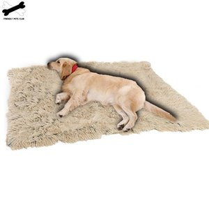 Pet Dog Bed Mat Doormat Luxury Shag Blanket No Lint Shedding Support Machine Wash For All Seasons Small Medium Large Pets