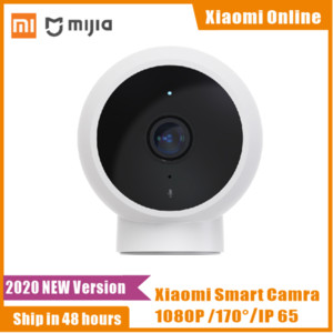 Newest Xiaomi Mijia Smart Camera 170 Wide Angle Compact Camera 1080p HD IP65 Waterproof Infrared Night Vision Cooperated FY8304