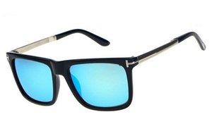 Роскошный лучший Qualtiy New Fashion 0392 5178 5179 Тома Солнцезащитные очки для мужчин Женщина Erika Очки Ford дизайнер Бренд Солнцезащитные очки с оригинальной коробкой