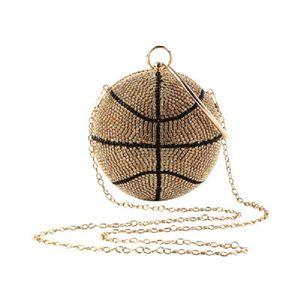New Handbags woman clutchbag diamond basket ball banquet handbags Hand-made good quality for bridal and lady at party wedding party bag