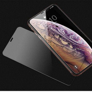Screen Protector for iPhone 12 11 mini Pro Max Tempered Glass 7 8 Protector Film 0.33mm with Paper Box
