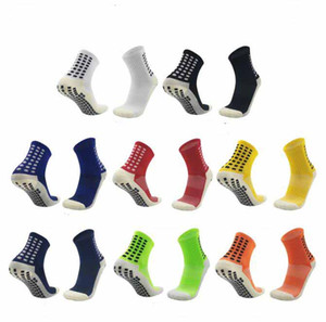 Trampoline Socks The Silicone Antiskid Outdoor Socks Breathable Absorbent Yoga Pilates Socks Jumping Men Women Medium sock soccer