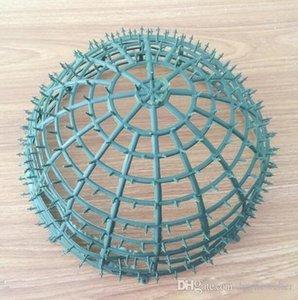 baciare palla plactic diametro telaio di 20 cm, buona decorazione del partito del fiore di DIY trasporto libero