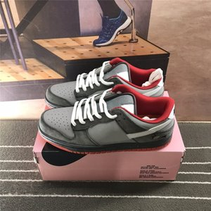 NEW YORK STRAPLE NYC Pigeon Sneakers Sports Sports Pigeon Grey Pigeon White Show Unisexe Athlétique Bas Skateboard Chaussures