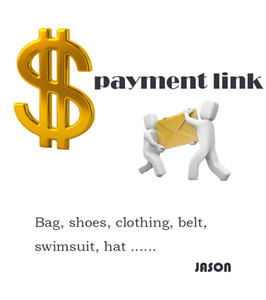 Patch di spedizione personalizzato per compensare la differenza per aumentare la giacca da sacco di scarpe da stiraglio DHL UPS