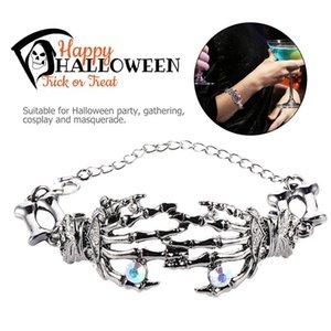 Bracelet Decorative Halloween Props Ghost Hand Bracelet Creative Jewelry Accessory For Women Halloween Bracelet Decorative jllYQp