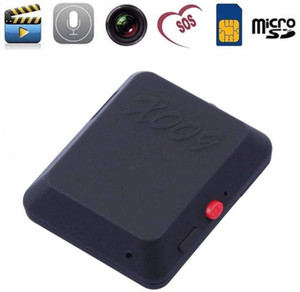 Jayzod X009 Mini GSM Locator with Camera Monitor Video Tracker Real Time Tracking and Listening GPS Tracker withSOS Button Black1