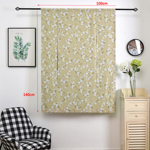 100*140cm Curtain Treatment Finished Drapes Printed Window Blackout Curtains Living Room Bedroom Blinds DBC DH0900-6