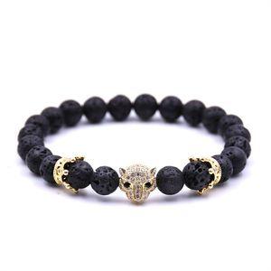 NCRORCN Fashion Bracelet Men Jewelry Bracelets For Women Healing Balance Beads Reiki Prayer Yoga gift Pulseras mujer Femme