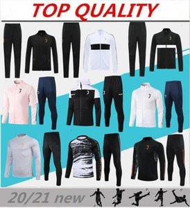 2020 2021 jogging adulto Juventus macacão de futebol jaqueta masculina 20 21 Juventus macacão de futebol macacão de futebol chándal de fútbol