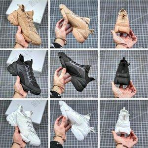 Néoprene Sneaker Femme Designer Water Grey Connectez-vous Chaussures de Caoutchouc en caoutchouc Transparent Traqueurs à lacets Runner chaussures