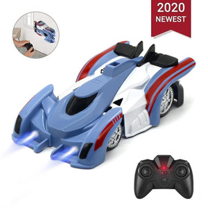 2019 New RC Wall Climbing Car Remote Control Anti Gravity Ceiling Racing Car Electric Toys Machine Auto Gift for Children RC Car