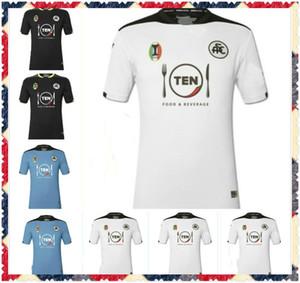Taille 4XL 2020 2021 Spezia Calcio Nouveau Soccer Jerseys A.Galabinvo E.Gyasi Ricci Lucio Gaera Verde Little Eagles 20 21 Chemises de football
