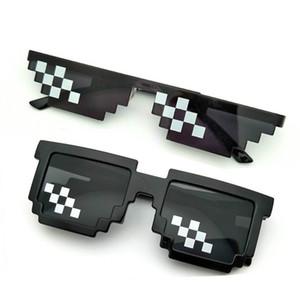 Tronzo Funny Sunglasses Photobooth Party Supplies Fancy Unisex Sunglasses Men Thug Sunglasses Birthday Photo Booth Adult Favor