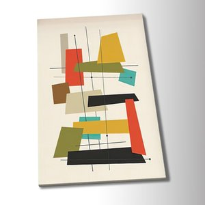 HD Canvas Print Home Decor Art Painting Modern Abstract Poster Art In The Middle Ages