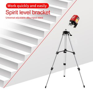 Laser Level Tripod 1.2M 1.5M Adjustable Height Thicken Aluminum Mounting Bracket Tripod Stand For Self leveling Mesure