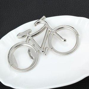 Kreatives Fahrrad Bier Flaschenöffner Metall Keychain Opener für Zuhause Küchenwerkzeuge Bike Key Ring Opener DHE4456
