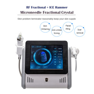High Tech Fractional Rf Microneedle Skin Rejuvenation Thermage Machine Micro needling Anti Wrinkle thermal skin tightening beauty device