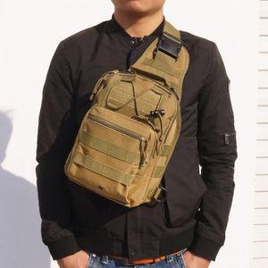 New Hiking Trekking Backpack Sports Climbing Shoulder Bags Tactical Camping Hunting Daypack Fishing Outdoor Shoulder Bag