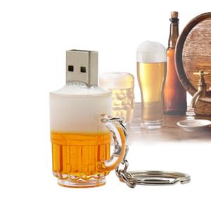 Beer usb flash drive pen drive pendrive 64GB 32GB 16GB 8GB 4GB flash usb memory stick cle usb 2.0 simulation U disk