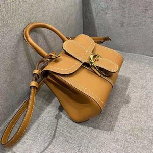 New fashion gorgeous leahter genuine D mini bags women luxury designer bags