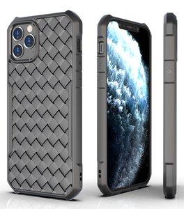 Neue einzigartige stilvolle 3D-Luxus-Kühl-Wärme-Dissipierungsgeflecht Soft TPU Stoßfest Ursprünglicher Qualität Telefonkasten für iphone 12 mini pro max.