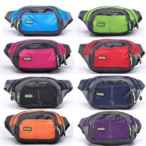 2020 Горячий бегущий походный спорт Bum Bag Travel Money Phone Fanny Pack талии пояс Zip мешочек