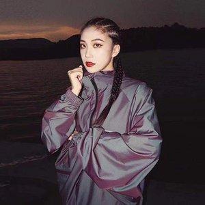 2021SS Fear Of God FOG ESSENTIALS 3M Reflective Windbreaker Hooded Jackets Men Women Casual Street Hip Hop Coat Fashion Outwear L1