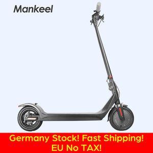 Hohe Tech Elektrische Fahrrad KEINE Steuer 36V 350W Mini Moped Fahrrad 8,5 Zoll Falten Schwarz 27km / H Elektrofahrrad Hohe Qualität EU-Bestand