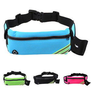 Running Belt Waist Pack Pouch Reflective Water Resistant Cell Phone Holder Bag for Workout Sports Walking Fitness Exercise