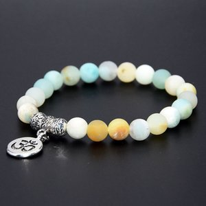 Stein Perlen Armband Kette Buddha Anhänger String Hand Ornament