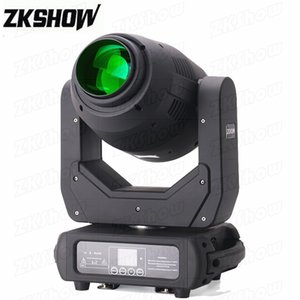 80% OFF 250W Zoom Spot Wash LED Moving Head Light RGB 3in1 USITT DMX512 for DJ Disco Party Nightclub Wedding Show Stage Lighting Fixture
