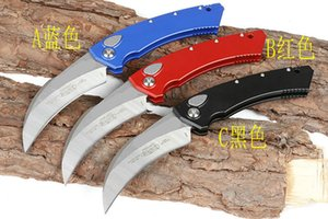 A9 BM3300 automatic Browning X50 Camping tactical pocket knife folding knife Quick opening cutting tool
