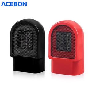 Mini Home Heater Infrared 110V 220V Portable Electric Air Heater Warm Fan Desktop for Winter Household Bathroom Warmer Winter