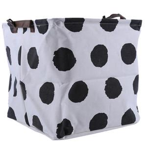 Foldable Storage Bag Quilt Storage Bag Moisture-Proof Clothing Household Closet Clothing Toy Finishing