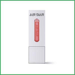 AIR BAR Disposable Vape Pen Device Pods Starter Kits Battey 1.8ml carts Empty Vaporizer Pen Packaging E-Cigarettes Stick Kits