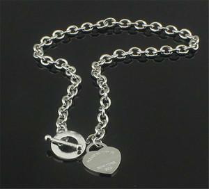 Bracelet du Nouvel An 925 Argent + Pendentif en forme de coeur, Ensemble Bracelet, Collier d'amour, Couple Bracelet Ensemble